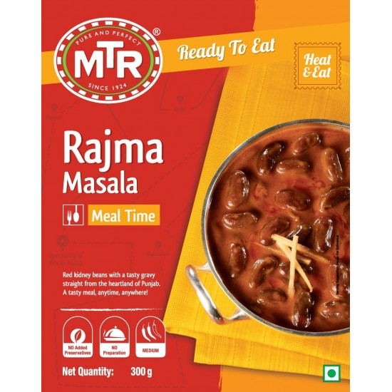 MTR RTE Rajma Masala