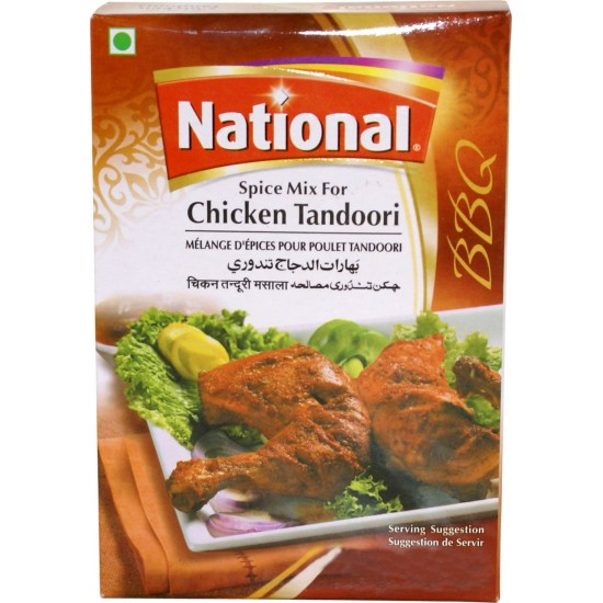 National Chicken Tandoori