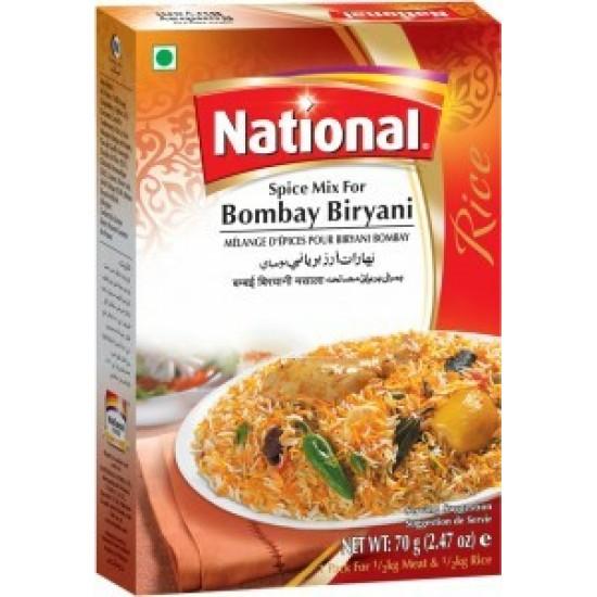 National Bombay Biryani