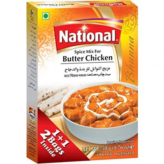 National Butter Chicken