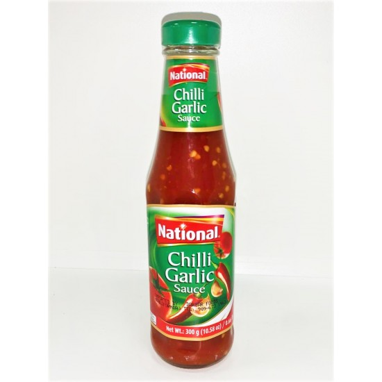 National Chilli Garlic Sauce -300g
