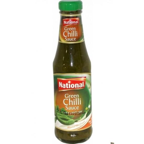 National Green Chilli Sauce -300g