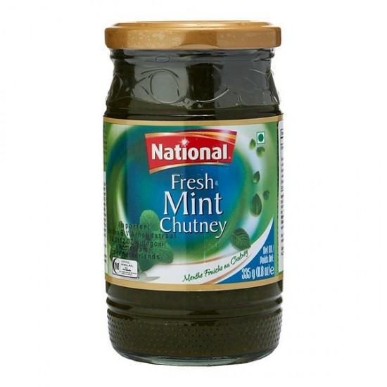 National Mint Chutney -335g