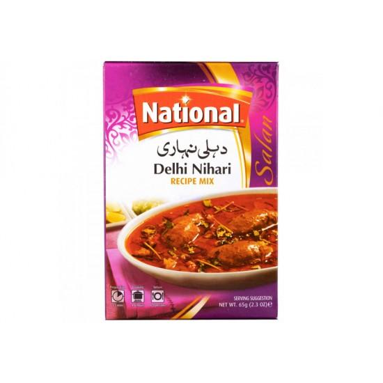 National Delhi Nihari