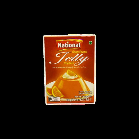 National Orange Jelly 80g