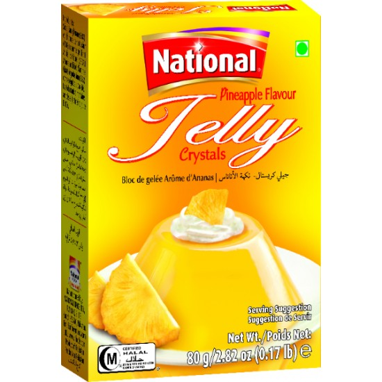 National Pineapple Jelly 80g
