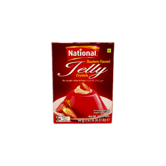 National Strawberry Jelly 80g
