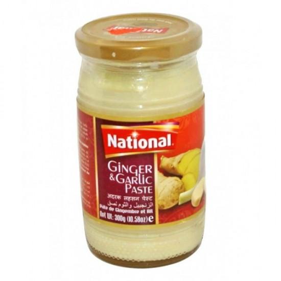 National Ginger Garlic Paste 300g