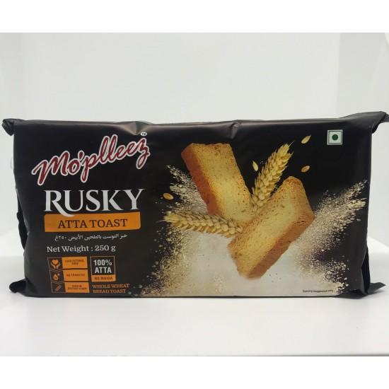 Mo'Plleez Atta Toast