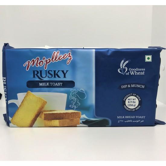 Mo'Plleez Milk Toast