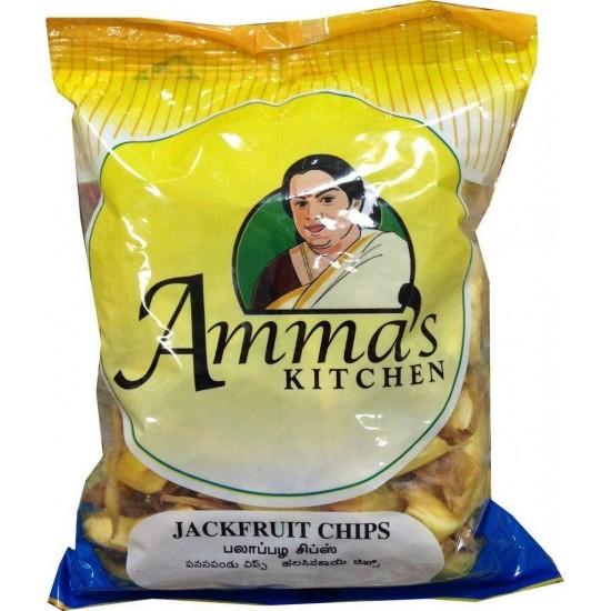 Amma's Kitchen Jackfruit Chips 200gm