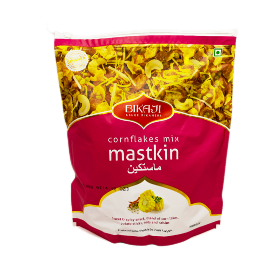 Bikaji Cornflakes Mix 400gm