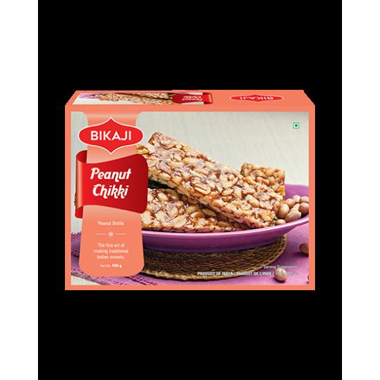 Bikaji Peanut Chikki -400g