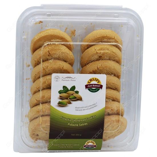 Crispy Pistachio Cookies
