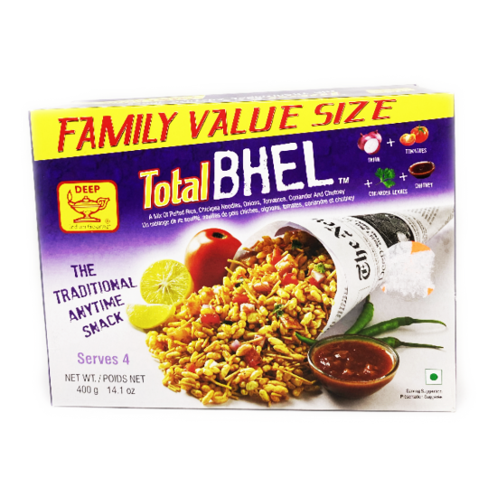 Deep Total Bhel Family Size