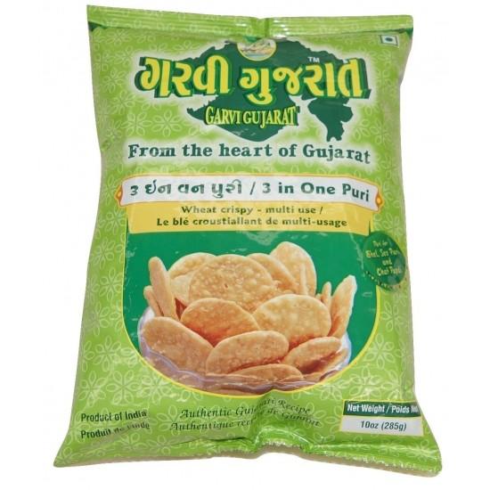 Garvi Gujarat 3 in 1Puri