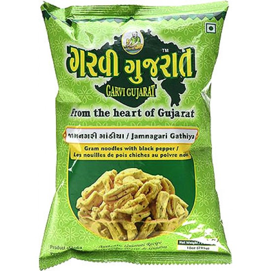 Garvi Gujarat Jamnagri Gathiya 285gm