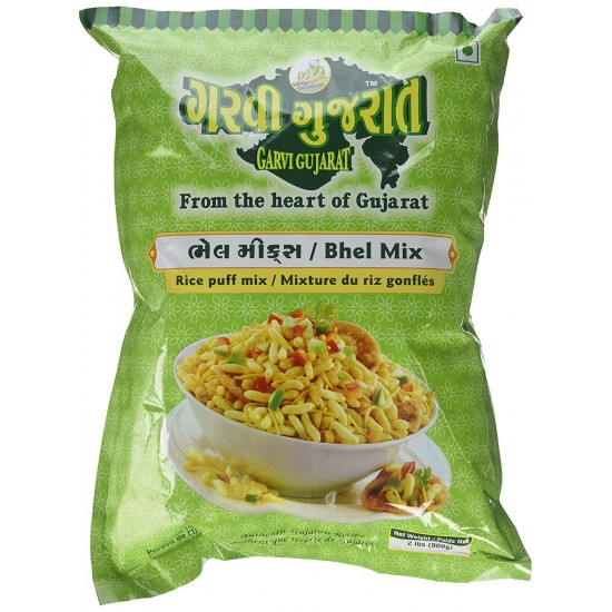 Garvi Gujarat Bhel mix 908gm