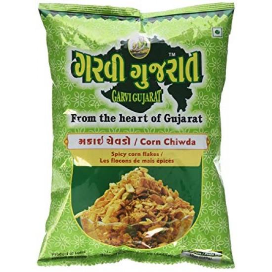 Garvi Gujarat Corn Chiwda 285g