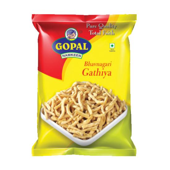 Gopal Bhavnagri Gathiya -250g