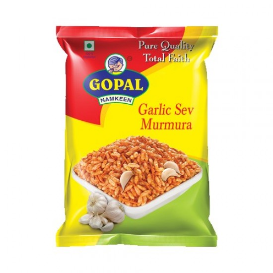 Gopal Garlic Sev Murmura -250g