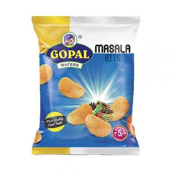 Gopal Waffers Masala Bite 150gm