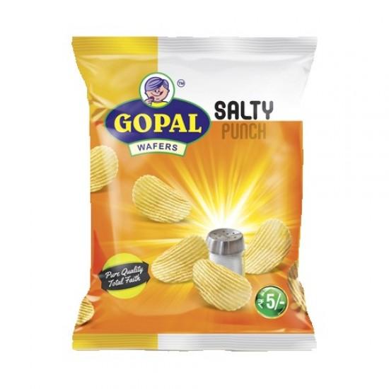 Gopal Waffers Salty Punch  150gm