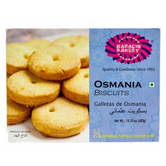 Karachi Bakery Osmanian Biscuits 400gm