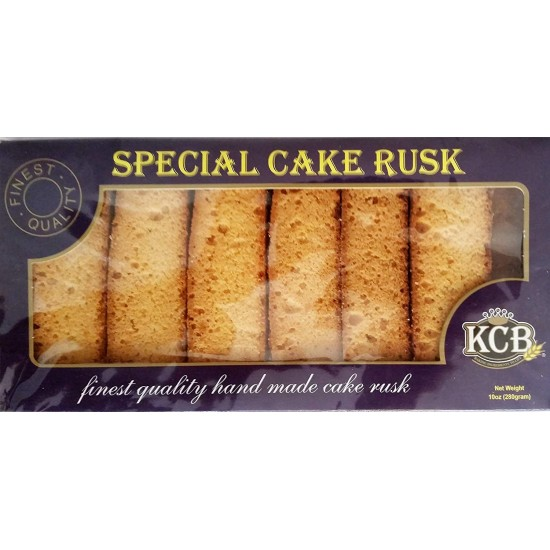 KCB Cake Rusk 283g