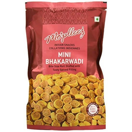 Mo'Plleez Mini Bhakarwadi