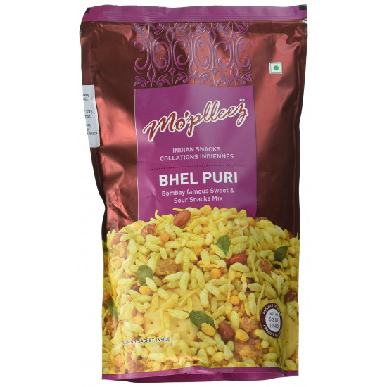 Mo'Plleez Bhel Puri -150g