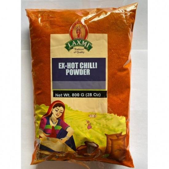 Red Chilli Powder EX Hot 800g