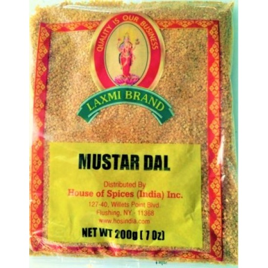 Mustard Dal