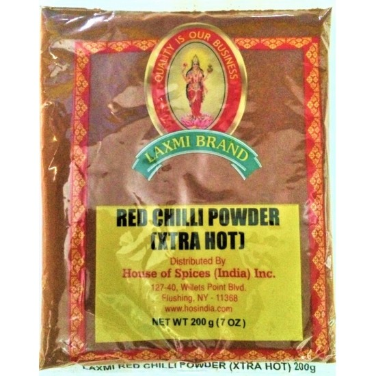 Red Chilli Powder EX Hot 400g