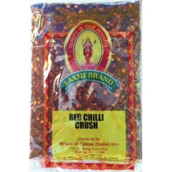 Red Chilli Crushed-100g